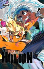 Horion T2, manga chez Glénat de Aienkei, Enaibi