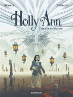 Holly Ann T4 : L'Année du dragon  (0), bd chez Casterman de Toussaint, Servain
