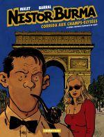 Nestor Burma T12 : Corrida aux Champs-Elysées (0), bd chez Casterman de Barral