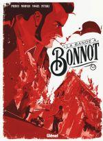 La Bande à Bonnot, bd chez Glénat de Pierce, Morvan, Vogel, Futaki, Guilhaumond