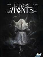 La Mort Vivante, bd chez Glénat de Vatine, Varanda