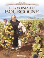 Vinifera : Les moines de Bourgogne (0), bd chez Glénat de Corbeyran, Goepfert, Minte