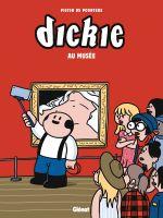Dickie T6 : Au musée (0), bd chez Glénat de de Poortere