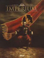 Imperium, bd chez Glénat de Bollée, Penet, Favrelle