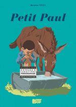 Petit Paul, bd chez Glénat de Vivès