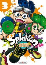 Splatoon T3, manga chez Soleil de Hinodeya