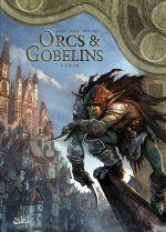 Orcs et Gobelins T4 : Sa'ar (0), bd chez Soleil de Jarry, Deplano, Vukic