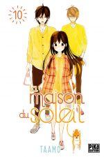 La maison du soleil  T10, manga chez Pika de Taamo