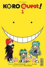 Koro quest ! T1, manga chez Kana de Aoto, Watanabe