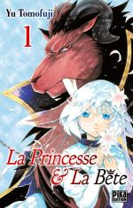 La princesse et la bête T1, manga chez Pika de Tomofuji
