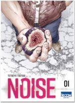 Noise T1, manga chez Ki-oon de Tsutsui