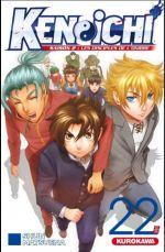 Ken-Ichi – Les disciples de l'ombre 2, T22, manga chez Kurokawa de Matsuena