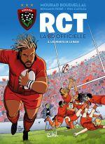 RCT T2 : Les Minots de la rade (0), bd chez Soleil de Ferré, Boudjellal, Castaza, Nino