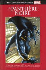 Marvel Comics : le meilleur des super-héros T22 : La Panthère Noire (0), comics chez Hachette de Lee, Aaron, Lee, Sinnott, Kirby, Palo, Loughridge, Texeira