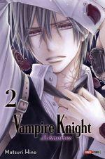 Vampire knight - Mémoires T2, manga chez Panini Comics de Hino