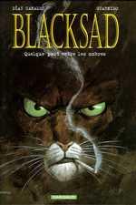 Blacksad T1 : Quelques part entre les ombres (0), bd chez Dargaud de Canales, Guarnido