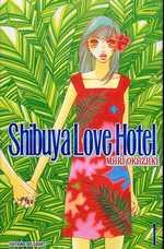 Shibuya love hotel T1, manga chez Delcourt de Okazaki