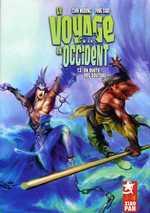 Le voyage en Occident T3 : En quête des soutras (0), manga chez Xiao Pan de Chen, Peng