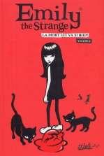 Emily the strange T2 : La Mort lui va si bien (0), comics chez Soleil de Reger, Parker