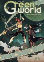Greenworld T1 : Quand meurent les Cebyllins (0), bd chez Soleil de Debois, Gabor, Suarez