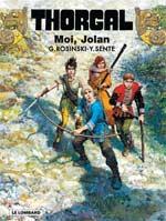 Thorgal T30 : Moi, Jolan (0), bd chez Le Lombard de Sente, Rosinski