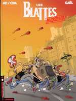 Les blattes T2 : Backstage (0), bd chez Le Lombard de Mo/CDM, Gaël, Ben
