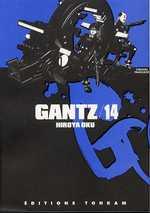 Gantz – 1e edition, T14, manga chez Tonkam de Oku