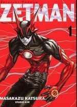Zetman T1, manga chez Tonkam de Katsura