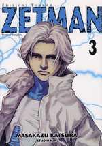 Zetman T3, manga chez Tonkam de Katsura