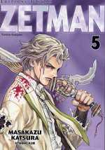 Zetman T5, manga chez Tonkam de Katsura
