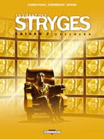 Le chant des stryges – cycle 2, T11 : Cellules (0), bd chez Delcourt de Corbeyran, Guerineau, Hédon