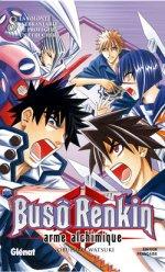 Busô Renkin - Arme alchimique T8, manga chez Glénat de Watsuki