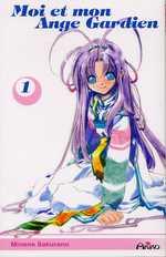 Moi et mon ange gardien T1, manga chez SeeBD de Sakurano