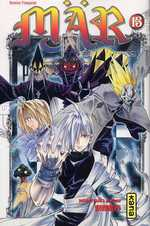 Mär T13, manga chez Kana de Anzai