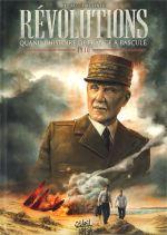 Révolutions - Quand l'Histoire de France a basculé T2 : 1940 (0), bd chez Soleil de Drujiniu, Odone