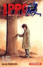 Ippo – Saison 5 - Dans l'ombre du champion, T15, manga chez Kurokawa de Morikawa
