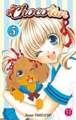 Chocotan T5, manga chez Nobi Nobi! de Takeuchi