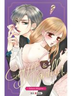 Coffee & vanilla T5, manga chez Soleil de Akegami