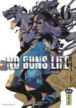 No guns life T6, manga chez Kana de Karasuma