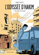 L'Odyssée d'Hakim T1 : De la Syrie à la Turquie (0), bd chez Delcourt de Toulmé