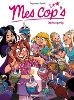 Mes cop's T10 : Cop'cake party (0), bd chez Bamboo de Cazenove, Fenech, Bricod, Sauvêtre