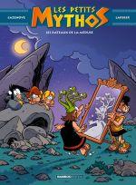 Les Petits mythos T9 : Les rateaux de la méduse (0), bd chez Bamboo de Cazenove, Larbier, Amouriq, Mirabelle