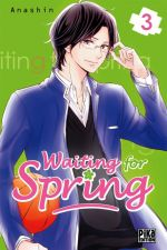 Waiting for spring T3, manga chez Pika de Anashin