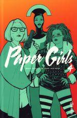 Paper Girls T4, comics chez Urban Comics de Vaughan, Chiang, Cunniffe, Wilson