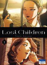 Lost children T2, manga chez Ki-oon de Sumiyama