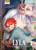 Lyla & la bête qui voulait mourir T3, manga chez Ki-oon de Konami, Saita