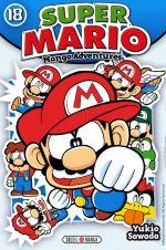 Super Mario T18, manga chez Soleil de Sawada