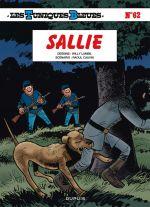 Les Tuniques bleues T62 : Sallie (0), bd chez Dupuis de Cauvin, Lambil, Léonardo