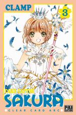 Card Captor Sakura - Clear card arc T3, manga chez Pika de Clamp