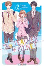 This teacher is mine  T2, manga chez Soleil de Kasumi